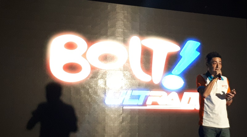 Bolt targetkan