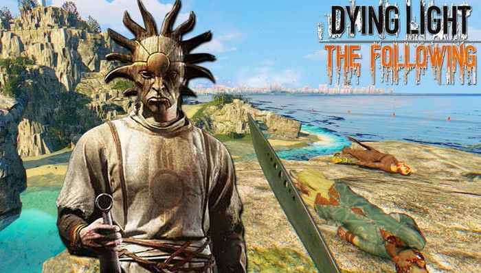 game zombie Dying Light: The Following