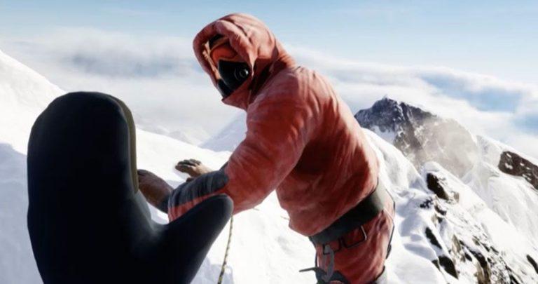 Serunya Menaklukkan Puncak Everest Pakai VR