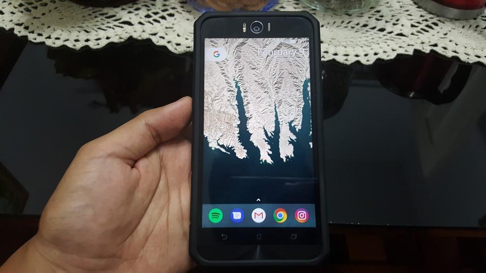 ubah smartphone Android biasa jadi Google Pixel