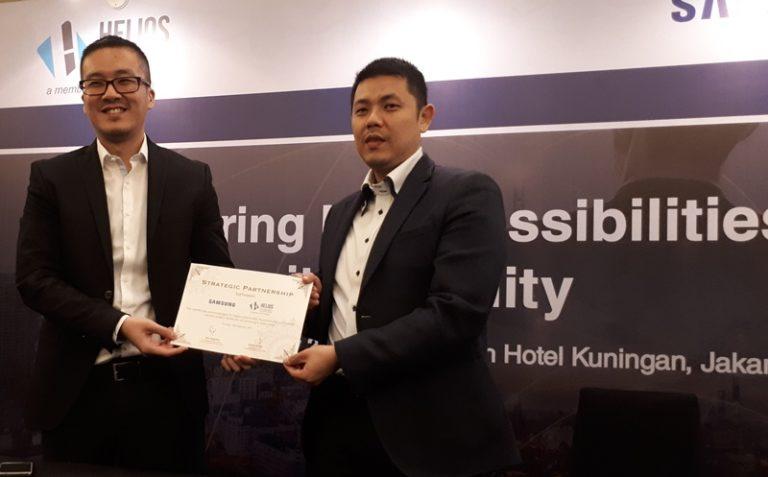 Bareng Helios, Samsung Tawarkan Solusi Enterprise Mobility Pakai Samsung Knox