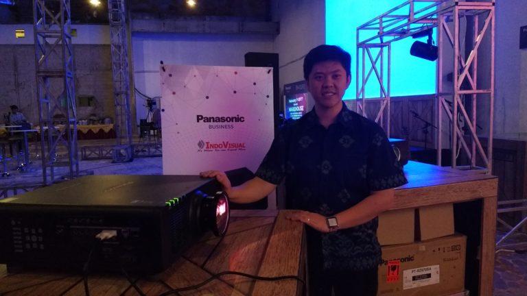 Panasonis Proyektor Usung Teknologi Laser