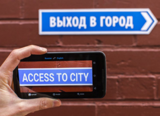 jadikan kamera smartphone jadi alat penterjemah