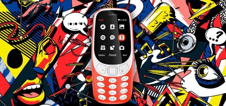 Resmi! Ponsel Legendaris Nokia 3310 Terlahir Kembali