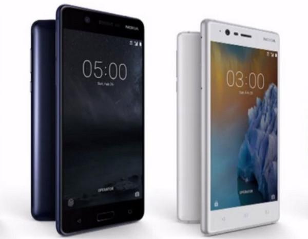 Nokia 3 dan Nokia 5 Resmi Debut di Bercelona