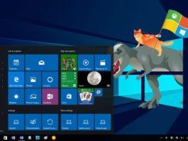 Start Menu Windows Error