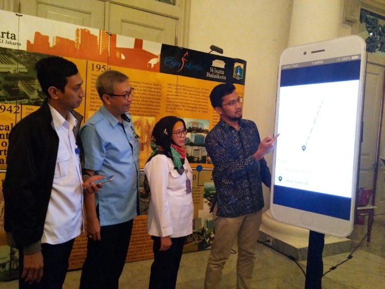 Jadi Aplikasi Pendukung Transjakarta, Trafi Andalkan Akurasi Tinggi