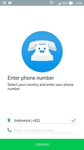 Melacak Nomor Telepon Menggunakan Smartphone