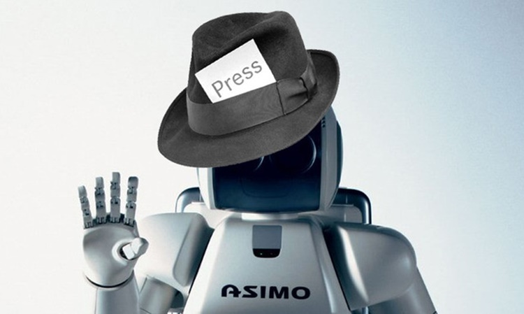 Xiao Nan, Robot Jurnalis dari China yang Bisa Nulis Berita
