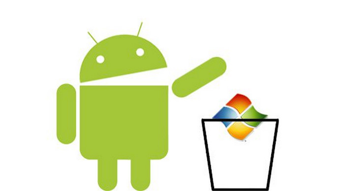 "Android Siap Salip Windows Sebagai ""Raja OS"""