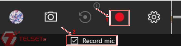 Cara merekam layar di PC