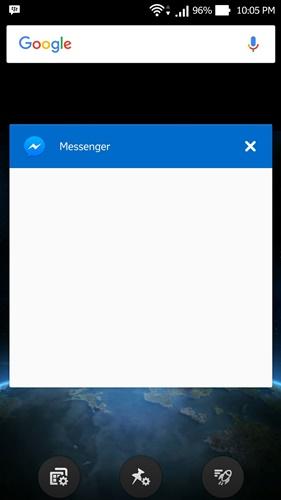 cara membuka messenger tanpa diketahui