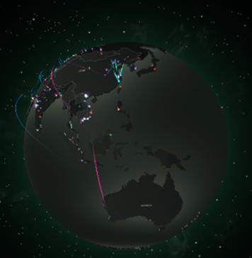 pantau aktivitas hacker