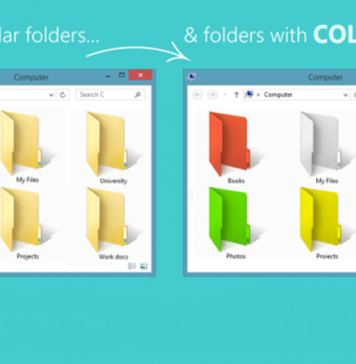 Ubah Warna Folder di Windows
