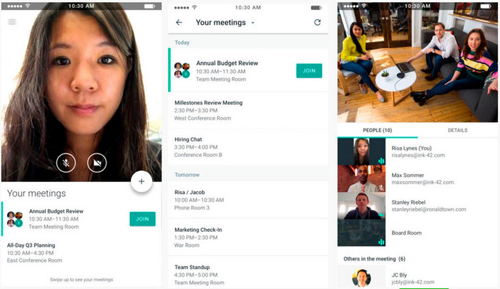 Google Meet, Layanan Baru untuk Meeting Online