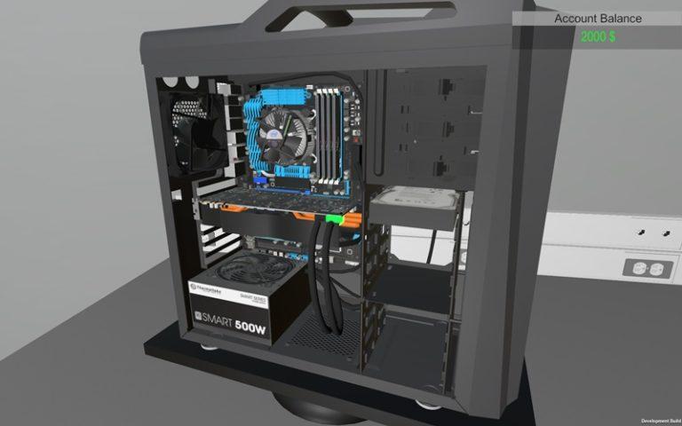 Menarik, Game PC Ini Buat Anda Bisa Bangun PC Impian Sendiri