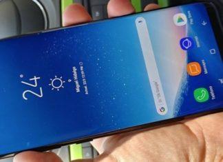 Fungsionalitas Samsung Galaxy S8+