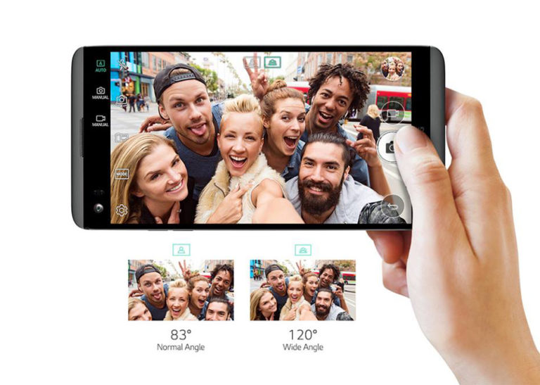 LG Mobile Bidik Pasar Selfie Smartphone