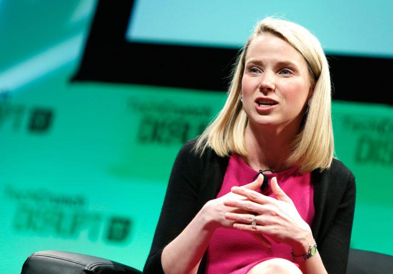 Marissa Mayer 'Bela' Mantan CEO Uber