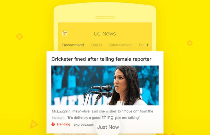 Hingga April, UC News Raih 100 Juta Pengguna Aktif