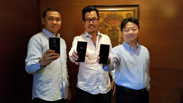 Nubia Siap Ramaikan Pasar Smartphone di Indonesia