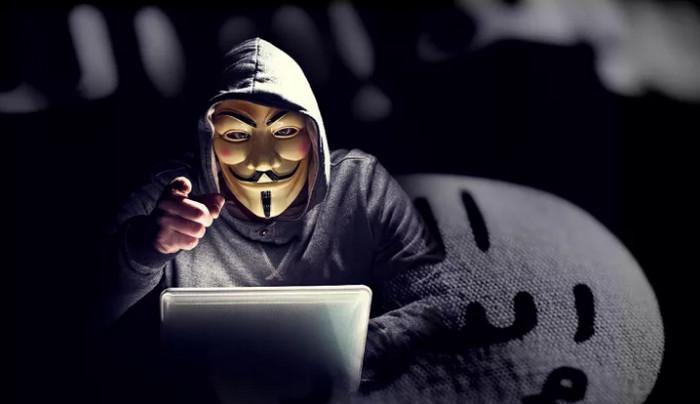 Ketika Website Hacker Diretas Hacker Lain