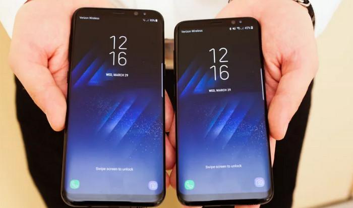 Samsung Galaxy S8 Kebagian Android Oreo