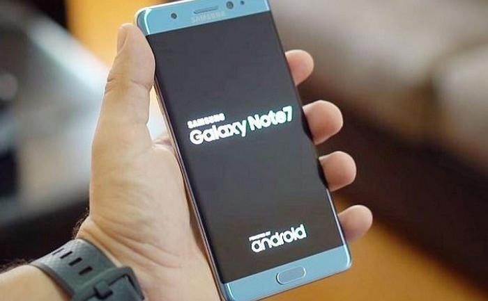 Galaxy Note 7 Versi Daur Ulang