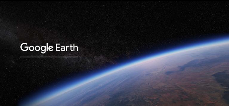 Waduh, Markas Militer Rahasia Ini Terungkap via Google Earth