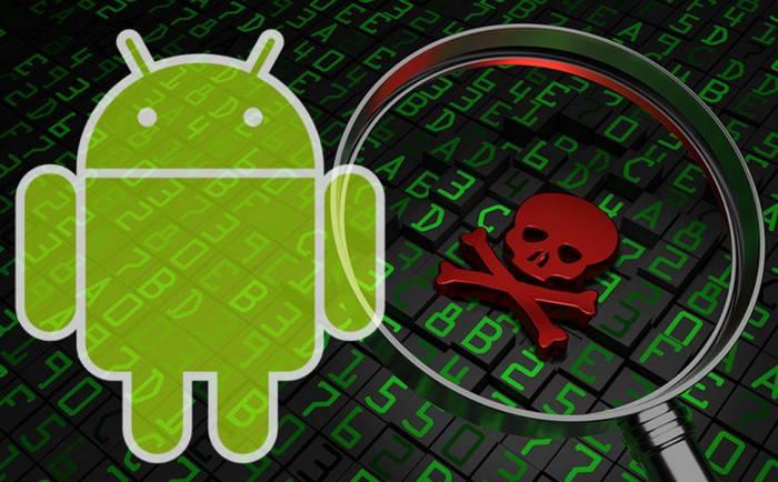 Menghilangkan malware Android