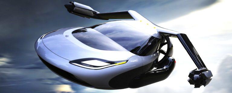 Mobil Terbang untuk Atasi Kemacetan Kota Besar, Fiksi atau Nyata?