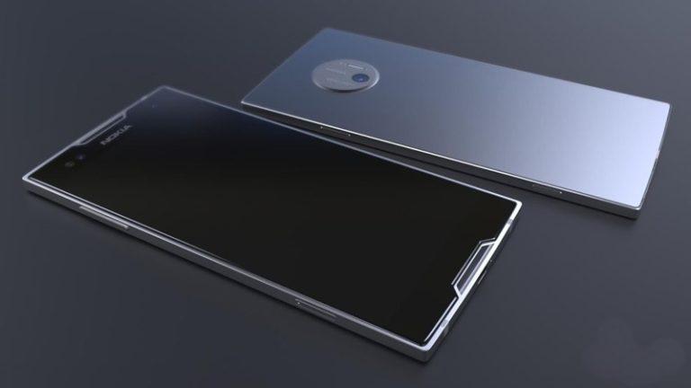 Nokia 9 Bakal Punya Sensor Sidik Jari di Layar?