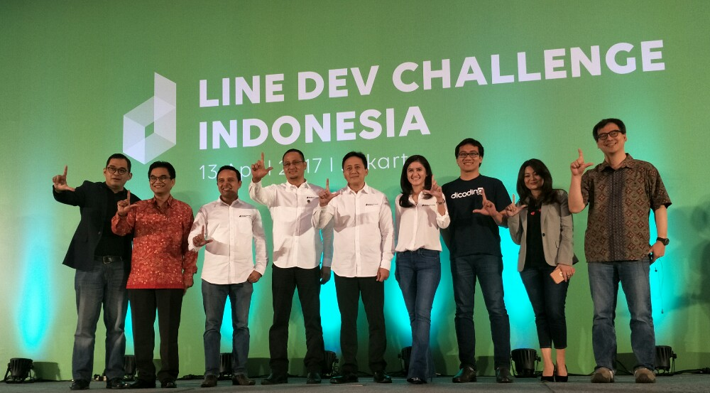 Line developer challenge