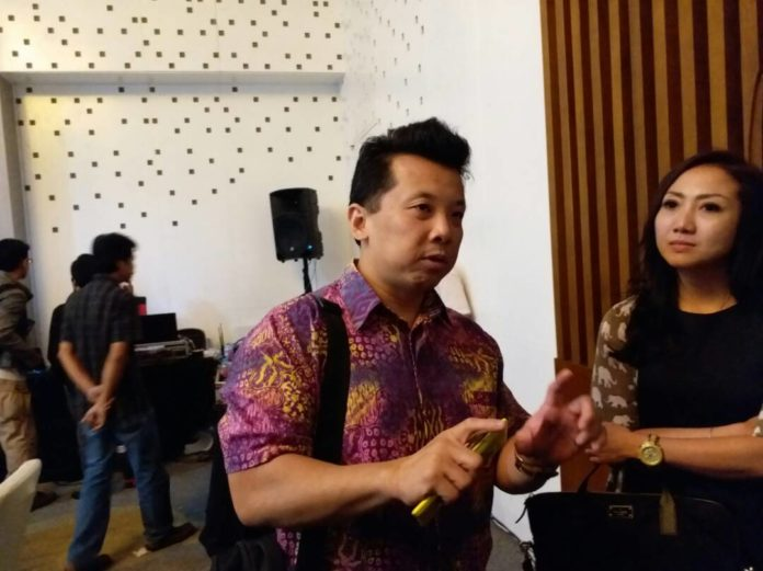 Windows Business Group Lead Microsoft Indonesia Willy Hendrajudo 9telset.id | nur chandra)