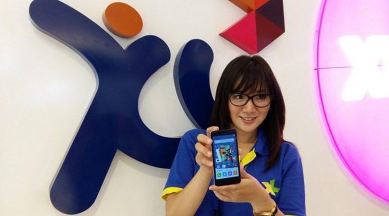 4G Dongkrak Pengguna Smartphone di XL Hingga 63%