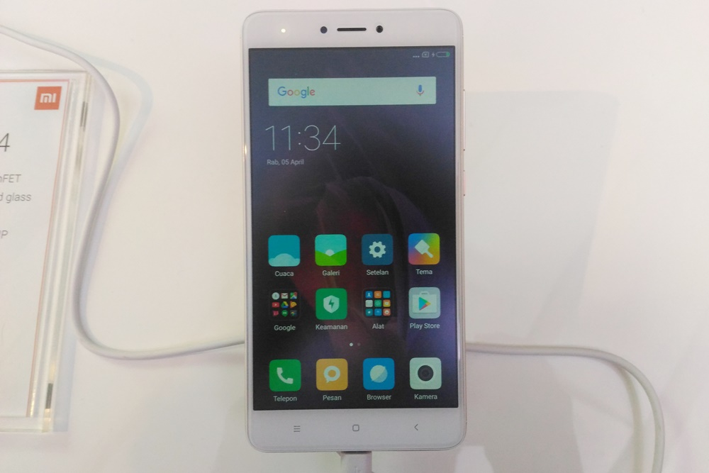 Hands-on Xiaomi Redmi Note 4