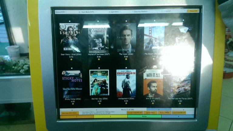 Gokil! Di Negara Ini Jual Film Bajakan Lewat ATM