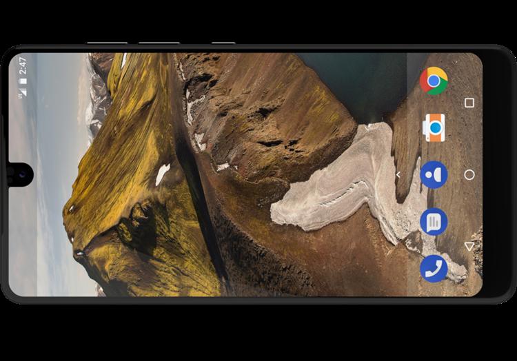 Essential Phone Meluncur, Usung Body Titanium dan SD835