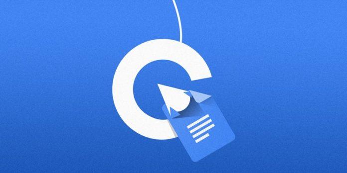 Phishing Google Docs