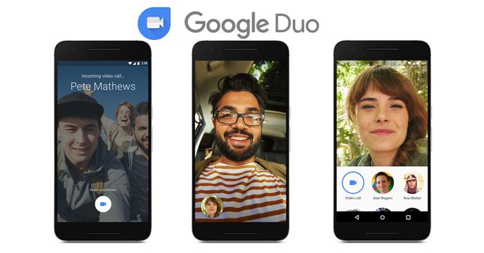 Video Call di Google Duo Kini Bisa Serombongan