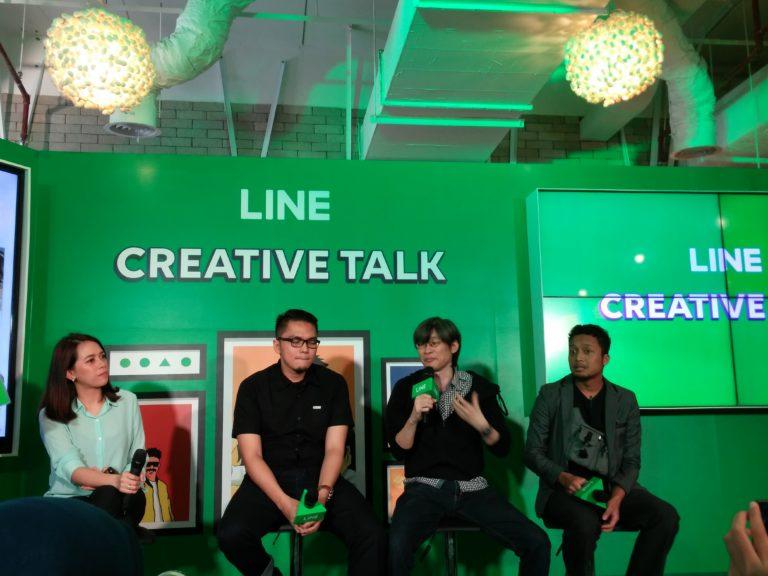 Terinspirasi Budaya Orang Indonesia, Line Kenalkan Sticker Sachet