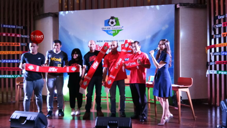 Manjakan Penggemar Bola, Iflix Kini Siarkan Liga Indonesia Secara Live