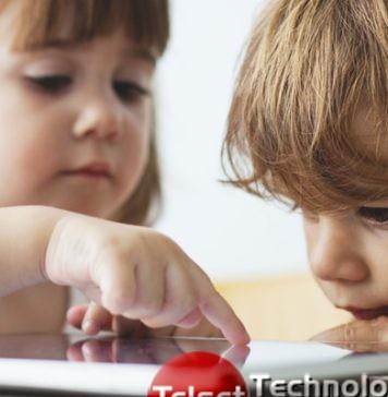 aplikasi khusus untuk anak-anak