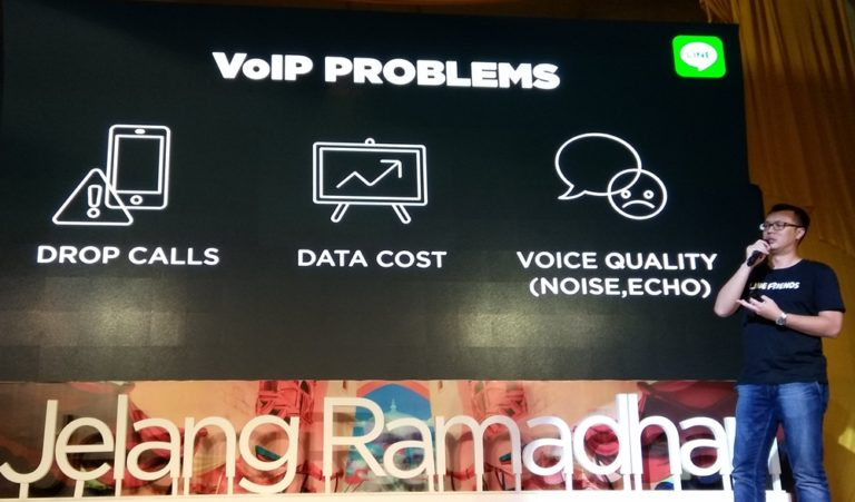 Ini Teknologi yang Dipakai Line untuk Voice & Video Call