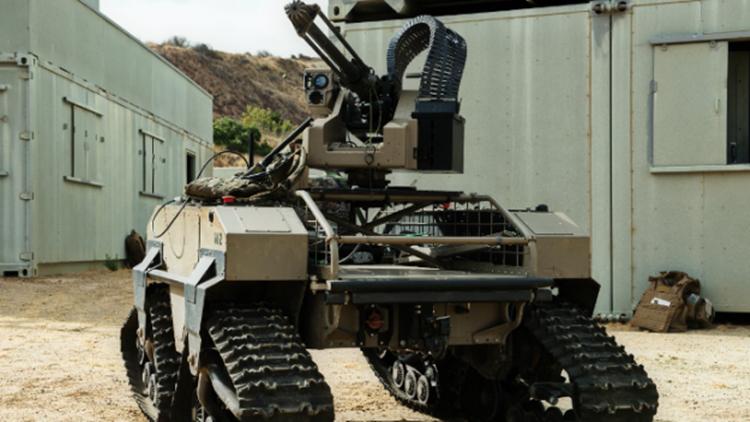 Angkatan Laut Amerika Punya Pasukan Robot Perang