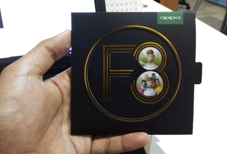 Catat! Oppo F3 Meluncur Tanggal 4 Mei