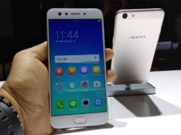 hands-on Oppo F3