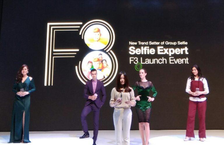 Resmi! Oppo F3 Mendarat di Indonesia