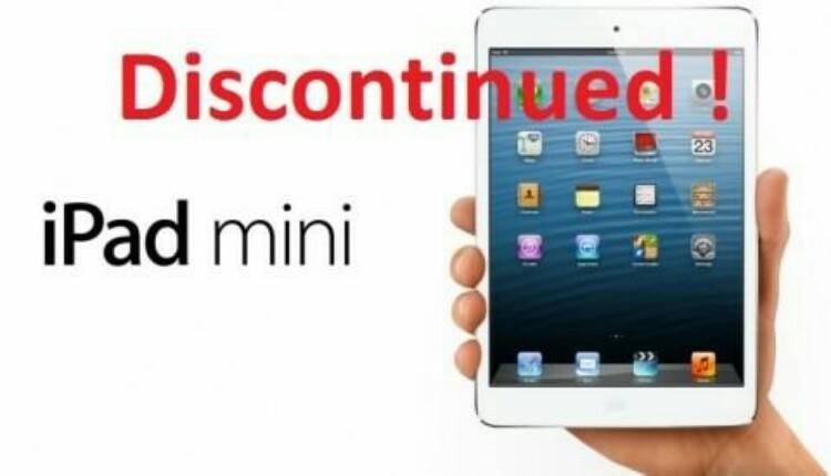 Ucapkan Selamat Tinggal pada iPad Mini