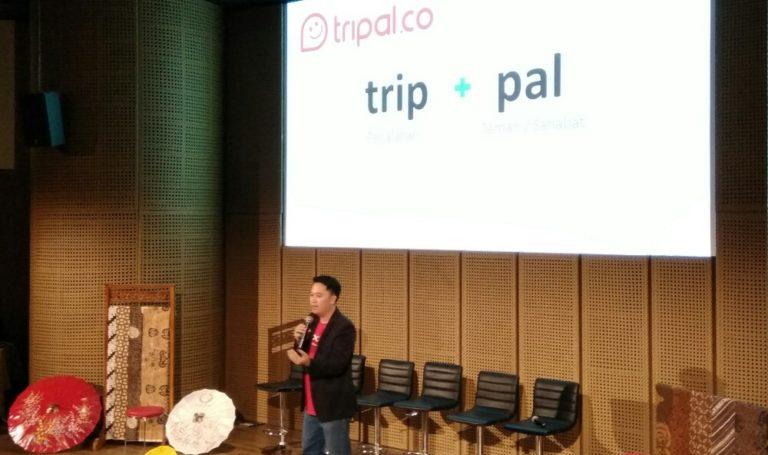 Tripal.co Targetkan 15 Juta Wisatawan di Tahun Ini
